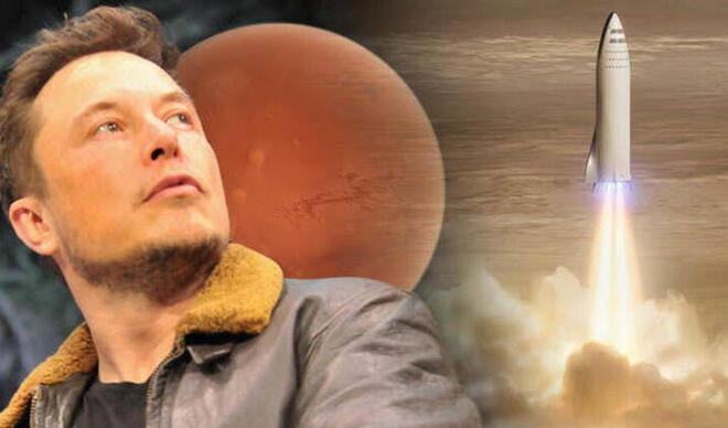 Mars yolculuğu başlıyor! İşte tarih
