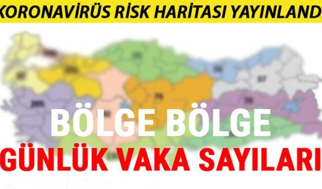 Son dakika haber: 26 Ekim Türkiye koronavirüs tablosu: Koronavirüs (coron virus) risk haritası ve günlük vaka sayısı - İstanbul'da dikkat çeken artış!