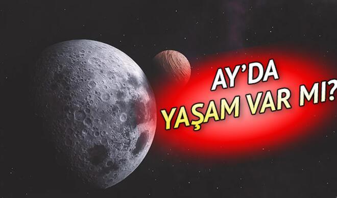Son dakika haberi: Ay'da yaşam bulundu mu? NASA Ay'da heyecanlandıran yeni keşfi duyurdu