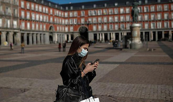 İspanya'da koronavirüs vakalarında korkunç artış sürüyor