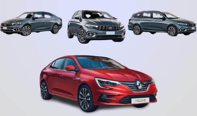 En çok satılan iki otomobil yenilendi! İşte yeni yüzleri...