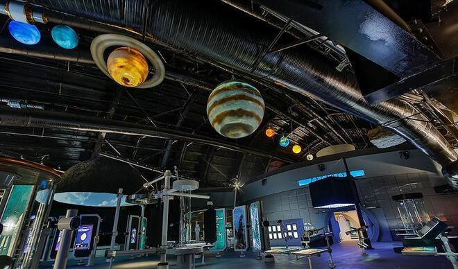 Gökmen Uzay Havacılık ve Eğitim Merkezi bugün açılıyor