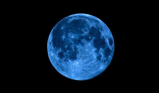 Mavi Ay (Dolunay) nedir, ne zaman, saat kaçta gerçekleşecek, Türkiye'den görülecek mi? NASA Mavi Ay canlı izle...