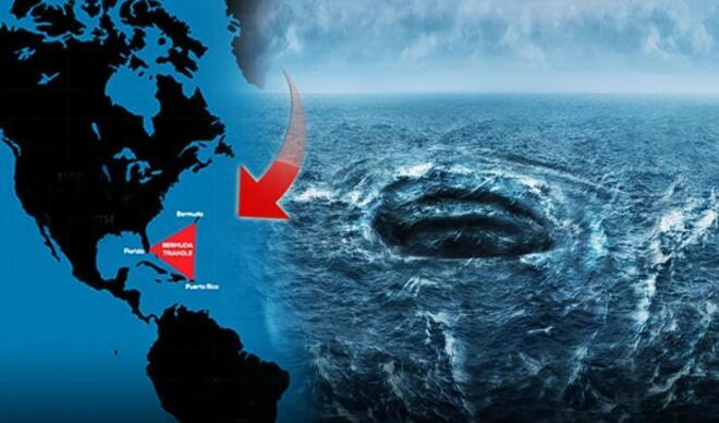 Lanetli bölgenin sırrı çözüldü!50 gemi ortadan kaybolmuştu...