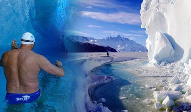Antarktika'nın karanlık sırları! Yaptıklarıyla herkesi şaşkına çevirdi...