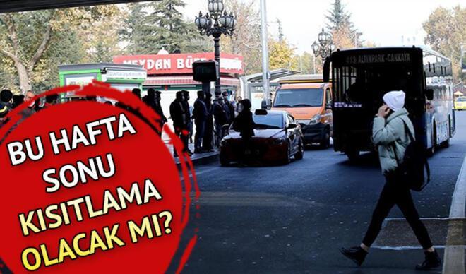Sokağa çıkma yasağı son dakika haberi: Bu hafta sonu (28-29 Kasım) sokağa çıkma yasağı olacak mı?