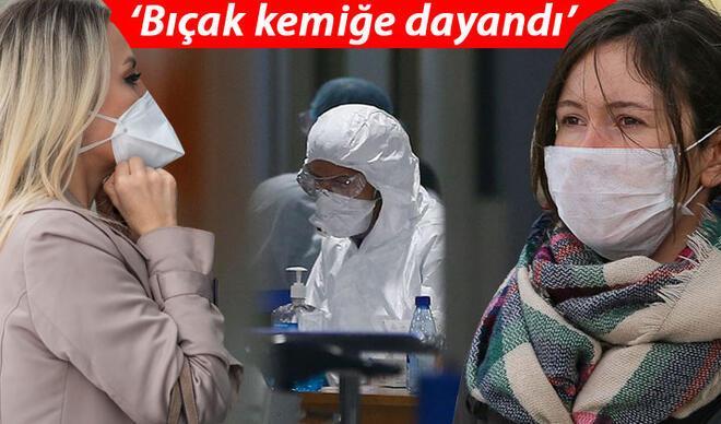 Uzmanlar CNN Türk'te uyardı: Koronavirüsü yok etmek için 21 gün tam kapanma önerisi