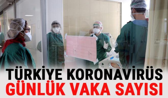 Son dakika: Koronavirüs (corona virüs) vaka, hasta ve ölüm sayısı tablosu 4 Aralık - İl il korona virüs Türkiye yoğunluk haritası - Vaka artışı yüzde 100 artan iller...