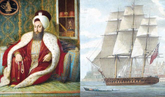 3. Selim'den yabancı gemicilere: Bir daha olursa katlederim