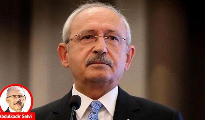Kılıçdaroğlu'na yine yanlış bilgi vermişler...