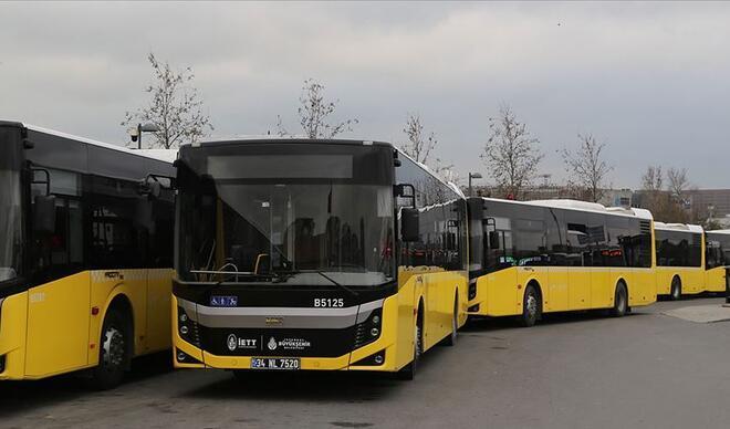 Yarın (5 Aralık) toplu taşıma var mı? Metro, metrobüs, otobüsler çalışıyor mu? Sokağa çıkma yasağı İETT toplu taşıma sefer saatleri