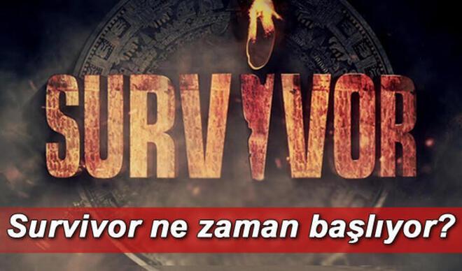 Survivor 2021 ne zaman başlıyor? Survivor yeni sezon yarışmacıları kimler? Acun Ilıcalı o ismi duyurdu!