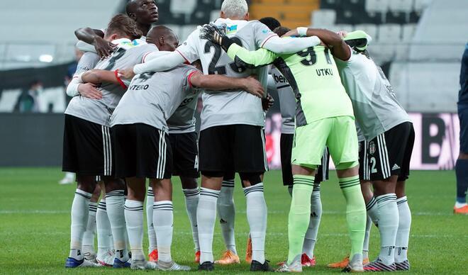 Beşiktaş-Kasımpaşa maçından en özel fotoğraflar!