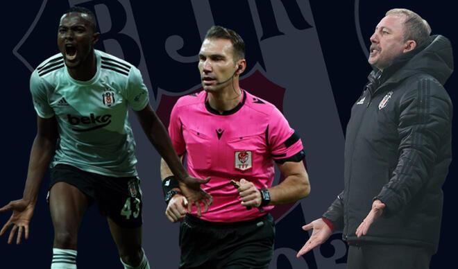 Son Dakika Haberi   Beşiktaş-Kasımpaşa maçına damga vuran an! Tartışılan karar sonrası...
