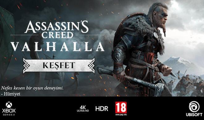 Assassin's Creed Valhalla: 2020'nin en iyi oyunu