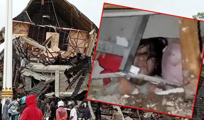 Endonezya'da korkunç deprem! Ölü sayısı artıyor