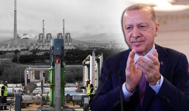 Cumhurbaşkanı Erdoğan: 1.37 milyar dolarlık dev yatırım! 18 yılda 3'e katladık...