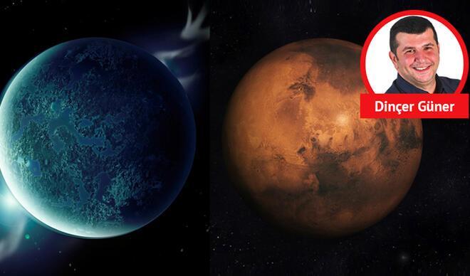 Mars-Uranüs kavuşuyor: Paranıza pulunuza dikkat!