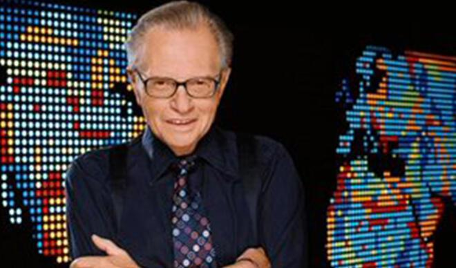 ABD'li ünlü televizyon sunucusu Larry King hayatını kaybetti!