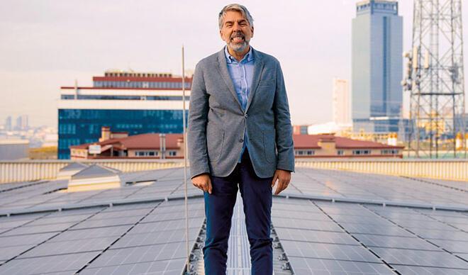 Verinin enerjisi güneş santralından gelecek
