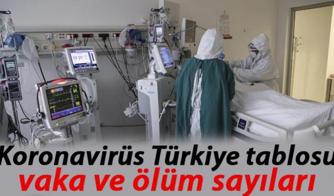 28 Ocak koronavirüs (covid-19) Türkiye tablosunda son durum: Sağlık Bakanlığı corona virüs vaka, iyileşen ve ölüm sayılarında dikkat çeken rakam