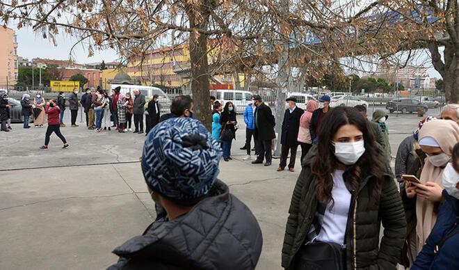 Süre 15 Ocak'ta dolmuştu! İstanbul'da uzun kuyruklar oluştu