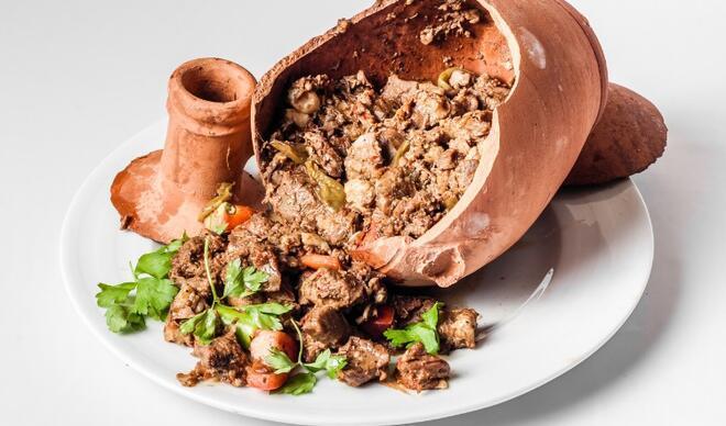 Kapadokya mutfağı da denir... Nevşehir'in en nefis yemeklerini bir araya topladık