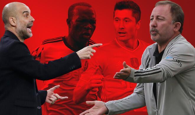 Beşiktaş ve Sergen Yalçın, Avrupa devlerine fark attı! Yalnızca Bayern Münih...