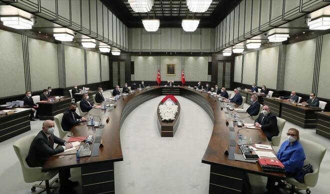 Kabine Toplantısı ne zaman yapılacak? Gözler Cumhurbaşkanı Erdoğan'ın açıklamasında