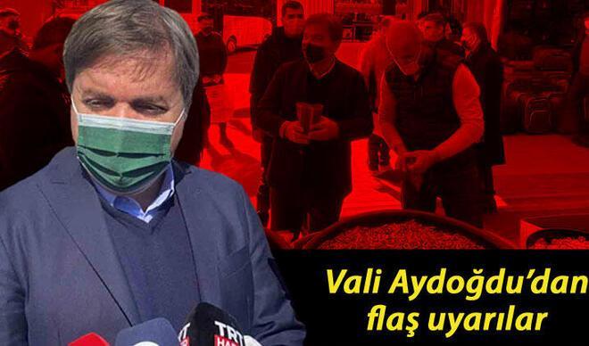Türkiye'de ilk kez uygulanacak! Market, manav, parklar kapatılacak...