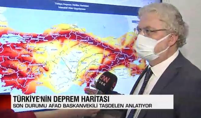 İstanbul için harekete geçildi! Bir harita da AFAD'dan geldi...