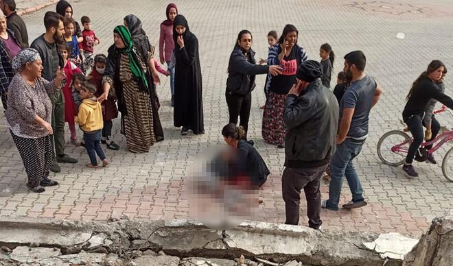 Adana'da okulların açıldığı ilk gün feci olay! 'Dünya benim üstüme çöktü'