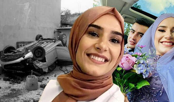 Hemşire Seycan Alan'ın kahreden ölümü! Otomobiliyle 15 metreden uçtu...