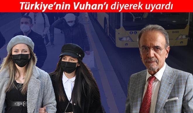 Prof. Dr. Ceyhan'dan İstanbul için korkutan açıklama