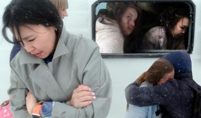 Konya'da peş peşe 2 otobüs devrildi! Ölü ve çok sayıda yaralı var