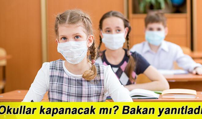 Okullar kapanacak mı? Yaz tatili ne zaman başlıyor? Milli Eğitim Bakanı Selçuk'tan tatil açıklaması