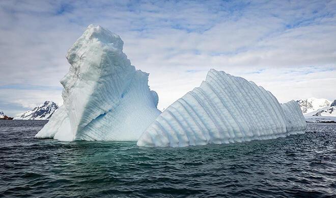 Üçte birinden fazlası küresel ısınma nedeniyle çökebilir
