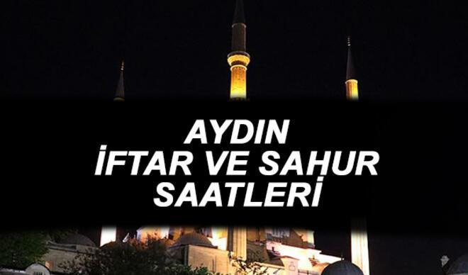 Aydın iftar vakti: Aydın'da iftar, akşam ezanı ve sahur saati kaçta? 2021 Ramazan İmsakiyesi