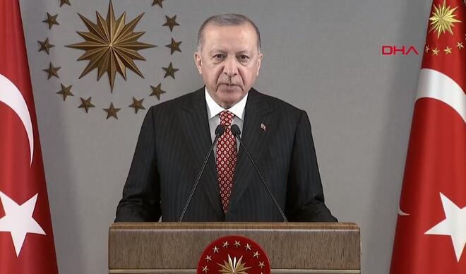 Hasankeyf-2 Köprüsü açıldı! Cumhurbaşkanı Erdoğan: Her ay yeni rekorların haberini alıyoruz