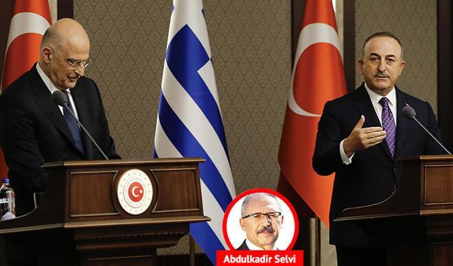 Yunanistan'ın çifte provokasyonu