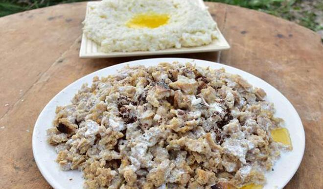 İftar lezzetleri: Keledoş ve mastuva