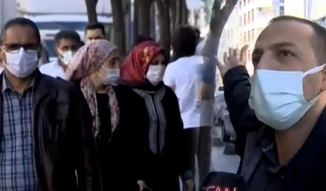 İstanbul'da 'tam kapanma'yanlar! Caddelerde yoğunluk dikkat çekti