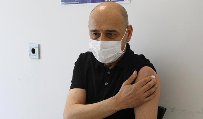 Bir meslek grubu için daha koronavirüs aşı uygulaması başladı