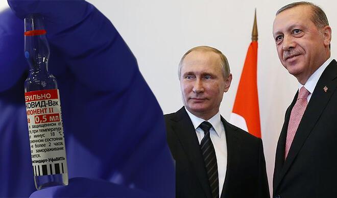 Kritik Sputnik V telefonu! İşte Erdoğan-Putin görüşmesinde konuşulanlar