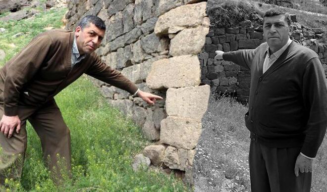 ABD'li yönetmenin Kayseri'deki evi... Durumu içler acısı!