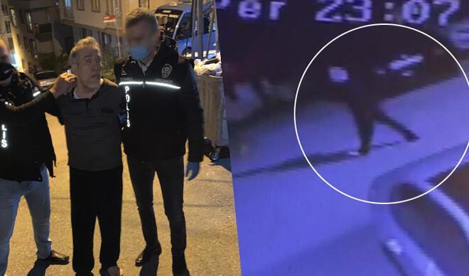 İstanbul'da nefes kesen operasyon! Çıplak ayakla kaçarken yakalandı