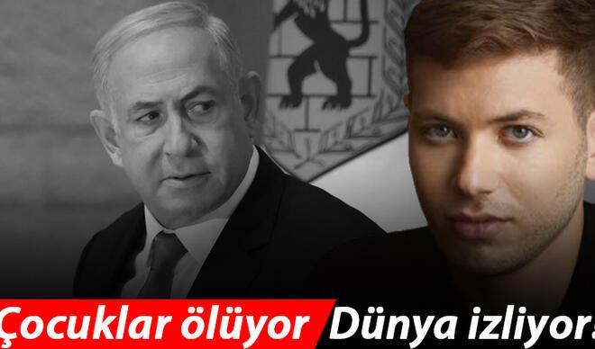 Son dakika haberi: İsrail Başbakanı Netanyahu'nun oğlundan küstah çağrı!..