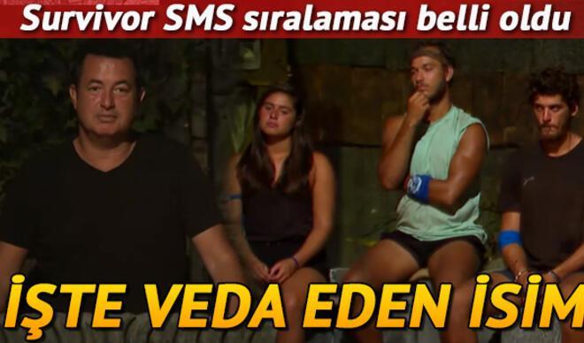 Survivor'da kim elendi, bu hafta adadan kim gitti? 11 Mayıs Survivor SMS sıralaması belli oldu! İşte veda eden isim