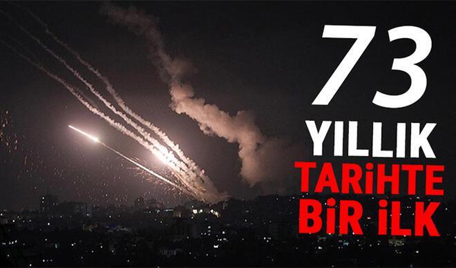 'Çöküş başlayacak' Filistin cevap verdi: İsrail'in Demir Kubbe'si büyük yara aldı!