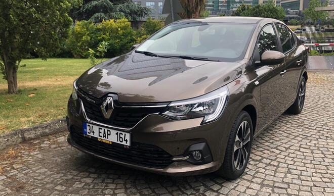 Renault'tan B sınıfına yeni soluk! Taliant Türkiye yollarında